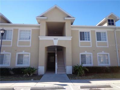 6413 Hollydale Place UNIT 102, Riverview, FL 33578 - #: T3162219