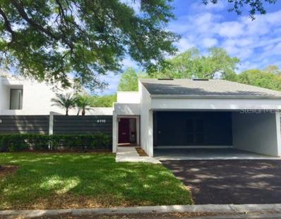 4116 Northmeadow Circle UNIT 4116, Tampa, FL 33618 - MLS#: T3162231