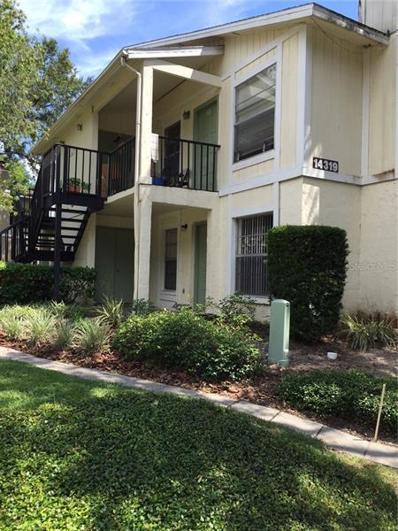 14319 Hanging Moss Circle UNIT 101, Tampa, FL 33613 - MLS#: T3162325