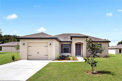 26429 Bertram Road, Brooksville, FL 34602 - MLS#: T3162751