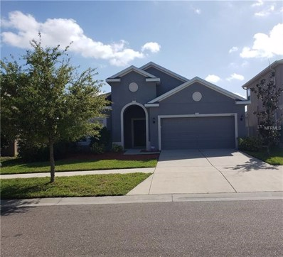 12110 Whistling Wind Drive, Riverview, FL 33569 - #: T3163362