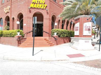 1810 E Palm Avenue UNIT 6101, Tampa, FL 33605 - MLS#: T3163531