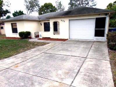 8122 Wooden Drive, Spring Hill, FL 34606 - #: T3163657