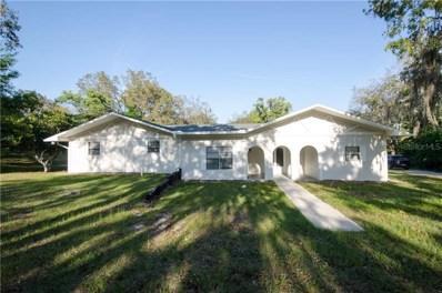 18724 Sugarberry Lane, Spring Hill, FL 34610 - #: T3164179