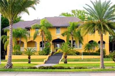 901 Bayshore Boulevard, Tampa, FL 33606 - MLS#: T3164399