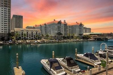 700 S Harbour Island Boulevard UNIT 817, Tampa, FL 33602 - MLS#: T3164715