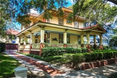 839 S Newport Avenue, Tampa, FL 33606 - MLS#: T3165292