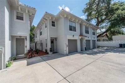212 S Dakota Avenue UNIT D, Tampa, FL 33606 - MLS#: T3166123