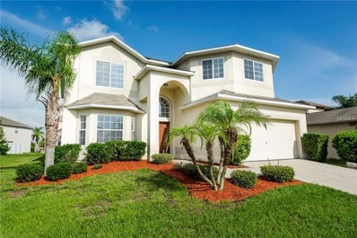 13006 Montrose Grove Court, Riverview, FL 33579 - MLS#: T3166328