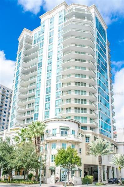 450 Knights Run Avenue UNIT 905, Tampa, FL 33602 - #: T3167935