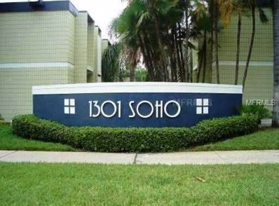 1301 S Howard Avenue UNIT A7, Tampa, FL 33606 - MLS#: T3168047