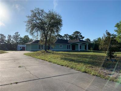 11520 Lomita Wren Road, Weeki Wachee, FL 34614 - MLS#: T3168318