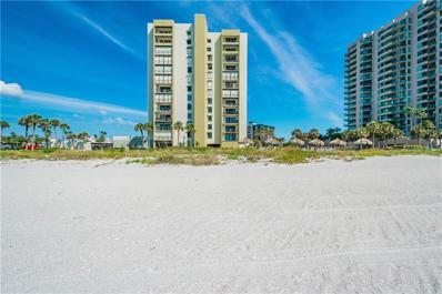 1480 Gulf Boulevard UNIT 206, Clearwater, FL 33767 - #: T3169932