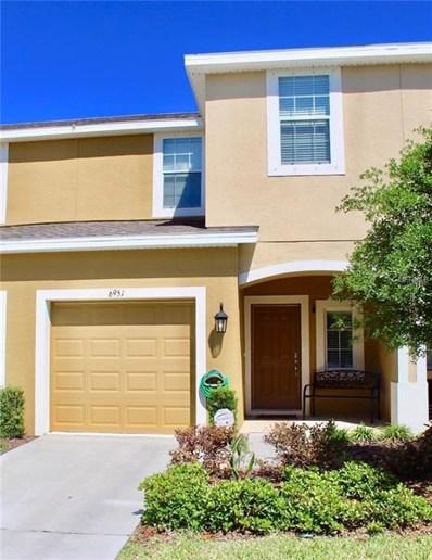 6951 Towne Lake Road, Riverview, FL 33578 - MLS#: T3171609