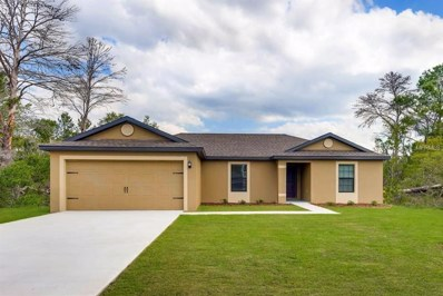 5 Redwood Court, Poinciana, FL 34759 - MLS#: T3171717