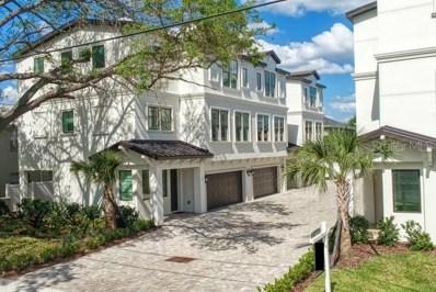 310 S Habana Avenue UNIT 5, Tampa, FL 33609 - MLS#: T3172572