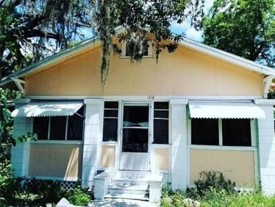1118 E Linebaugh Avenue, Tampa, FL 33612 - MLS#: T3172601