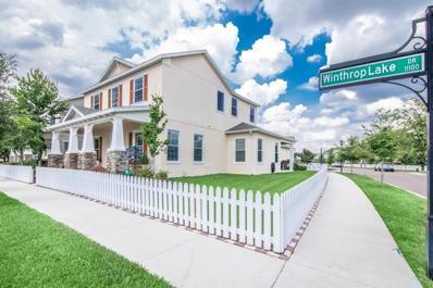 11143 Winthrop Lake Drive, Riverview, FL 33578 - MLS#: T3175064