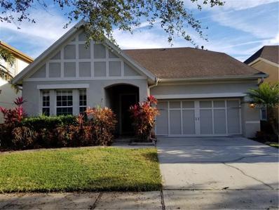 14637 Chatsworth Manor Circle, Tampa, FL 33626 - #: T3175215
