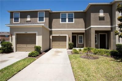6747 Holly Heath Drive, Riverview, FL 33578 - MLS#: T3175233