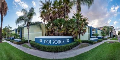 1301 S Howard Avenue UNIT B22, Tampa, FL 33606 - MLS#: T3175743