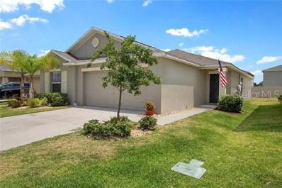 16815 Peaceful Valley Drive, Wimauma, FL 33598 - MLS#: T3176347