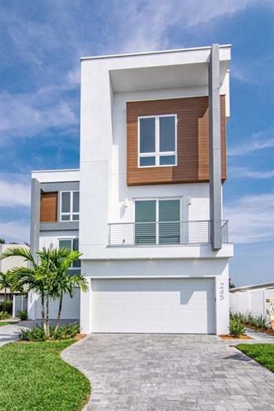 245 110TH Avenue, Treasure Island, FL 33706 - #: T3176382
