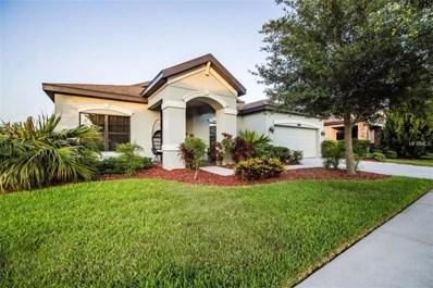 8234 Bluevine Sky Drive, Land O Lakes, FL 34637 - #: T3177041
