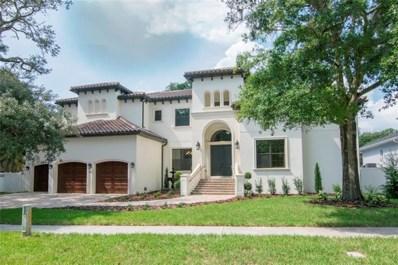 5011 S The Riviera Street, Tampa, FL 33609 - MLS#: T3177569