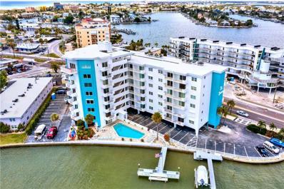285 107TH Avenue UNIT 508, Treasure Island, FL 33706 - #: T3177577