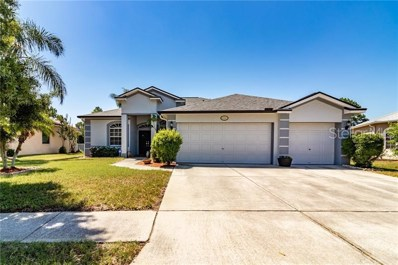 10916 Sailbrooke Drive, Riverview, FL 33579 - MLS#: T3177684