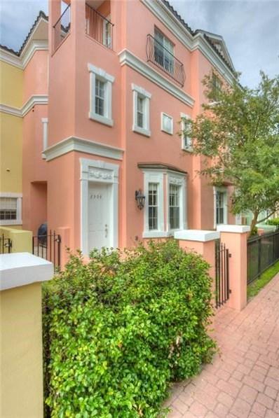 2308 Victoria Gardens Lane, Tampa, FL 33609 - MLS#: T3177755