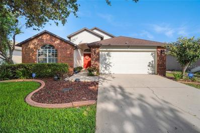 6616 Thackston Drive, Riverview, FL 33578 - MLS#: T3179268