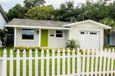 657 58TH Street S, Gulfport, FL 33707 - MLS#: T3181080
