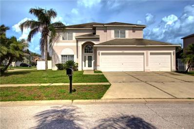 11027 Sailbrooke Drive, Riverview, FL 33579 - MLS#: T3182411