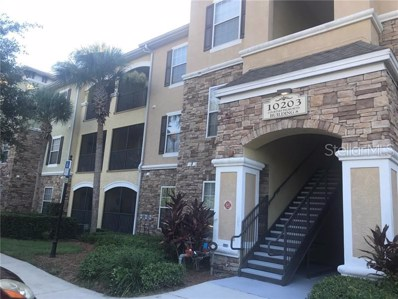 10203 Courtney Palms Boulevard UNIT 202, Tampa, FL 33619 - MLS#: T3182976