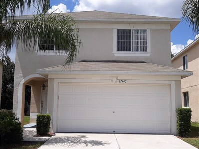 12940 Fennway Ridge Drive, Riverview, FL 33579 - MLS#: T3188358