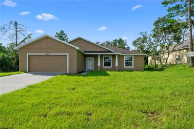 12458 Fish Cove Drive, Spring Hill, FL 34609 - #: T3188945