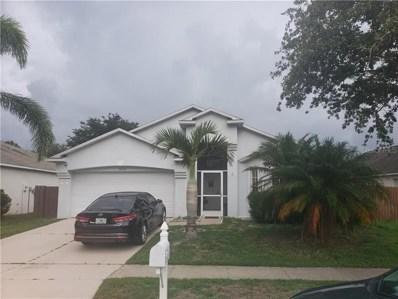 12503 Lake Vista Drive, Gibsonton, FL 33534 - #: T3189815