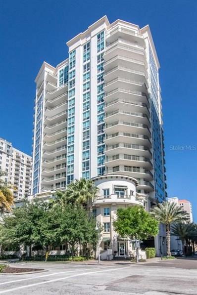 450 Knights Run Avenue UNIT 502, Tampa, FL 33602 - MLS#: T3189909