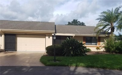2212 Ivan Court UNIT 58, Sun City Center, FL 33573 - MLS#: T3191487