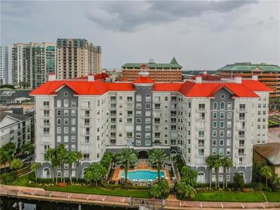 700 S Harbour Island Boulevard UNIT 624, Tampa, FL 33602 - MLS#: T3191719