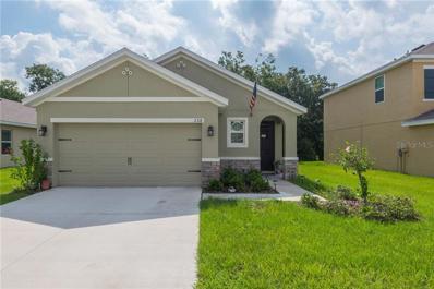 2318 Ashberry Ridge Drive, Plant City, FL 33563 - #: T3195078