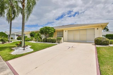 316 S Pebble Beach Boulevard, Sun City Center, FL 33573 - #: T3196516