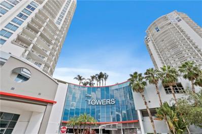 449 S 12TH Street UNIT 1202, Tampa, FL 33602 - MLS#: T3196658