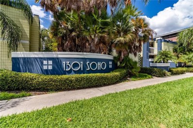 1301 S Howard Avenue UNIT C-1, Tampa, FL 33606 - MLS#: T3198212