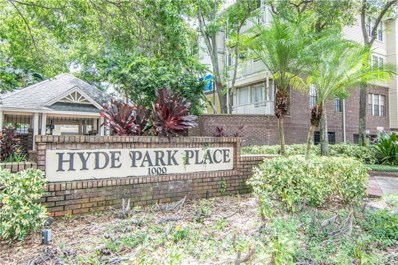 1000 W Horatio Street UNIT 203, Tampa, FL 33606 - MLS#: T3198333