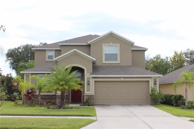 10815 River Hawk Lane, Riverview, FL 33569 - MLS#: T3198984