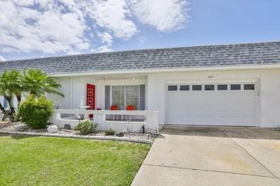 382 Club Manor Drive, Sun City Center, FL 33573 - #: T3199820