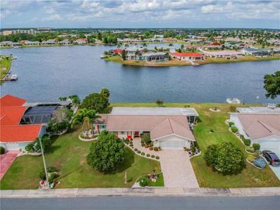 1605 Flamingo Lane, Sun City Center, FL 33573 - #: T3199924